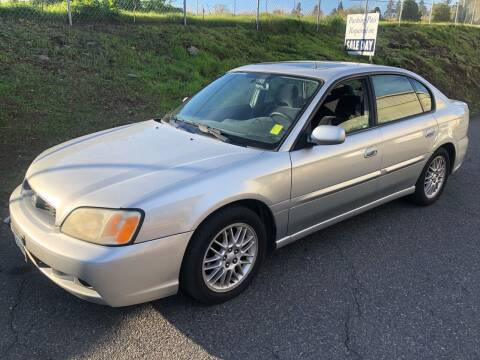 2003 Subaru Legacy for sale at Blue Line Auto Group in Portland OR