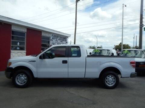 2011 Ford F-150 for sale at Florida Suncoast Auto Brokers in Palm Harbor FL