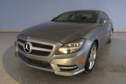 2014 Mercedes-Benz CLS for sale at Hagan Automotive in Chatham IL