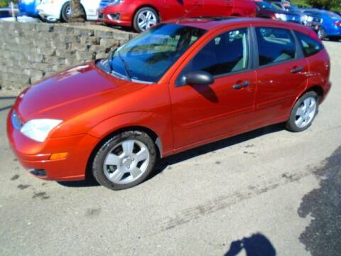 2005 Ford Focus for sale at Carsmart in Seattle WA