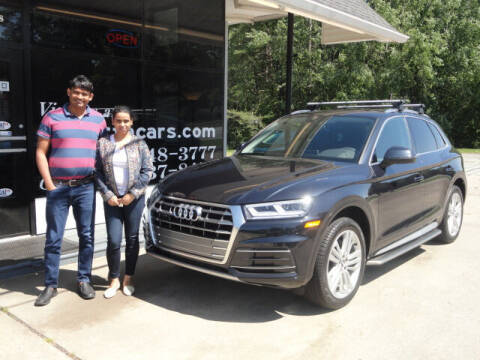 2019 Audi Q5 for sale at importacar in Madison NC