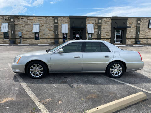 2008 Cadillac DTS for sale at Preferred Auto Sales in Tyler TX