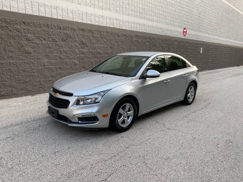 2016 Chevrolet Cruze Limited for sale at Kars Today in Addison IL