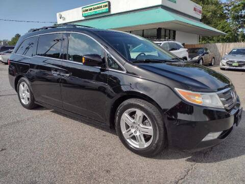 2012 Honda Odyssey for sale at Action Auto Specialist in Norfolk VA