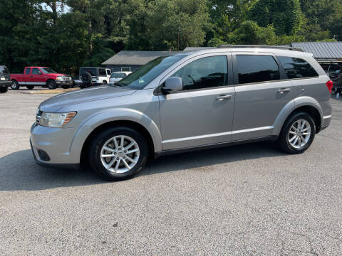 2016 Dodge Journey for sale at Adairsville Auto Mart in Plainville GA