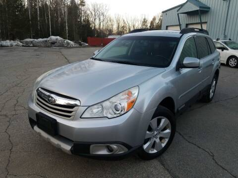 2012 Subaru Outback for sale at Granite Auto Sales in Spofford NH