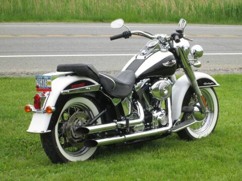 2006 Harley Davidson Soft Tail Deluxe for sale at Saratoga Motors in Gansevoort NY