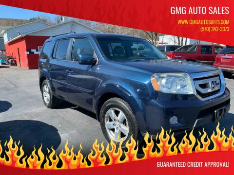 2009 Honda Pilot for sale at GMG AUTO SALES in Scranton PA