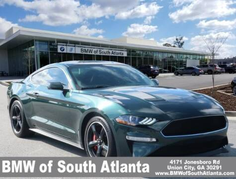 2019 Ford Mustang for sale at Carol Benner @ BMW of South Atlanta in Union City GA