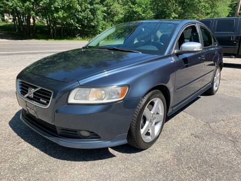 2009 Volvo S40 for sale at Old Rock Motors in Pelham NH