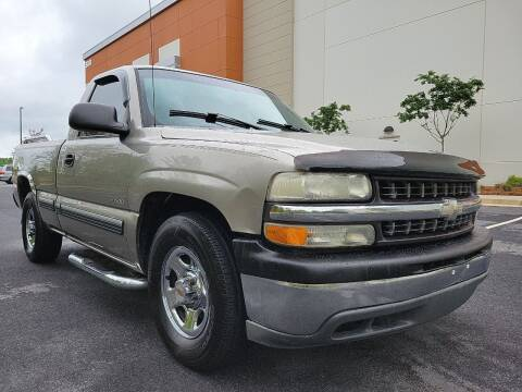 2001 Chevrolet Silverado 1500 for sale at ELAN AUTOMOTIVE GROUP in Buford GA