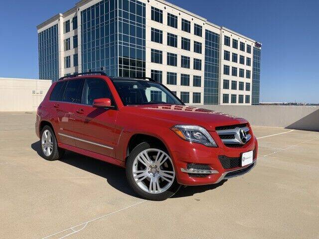 2014 Mercedes-Benz GLK for sale at SIGNATURE Sales & Consignment in Austin TX