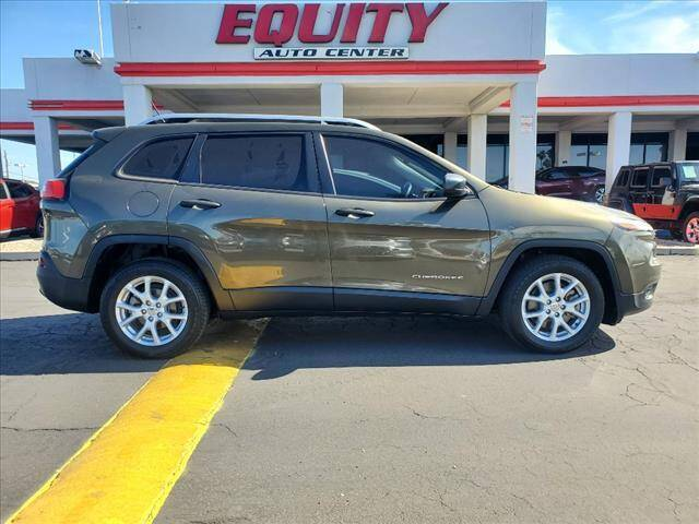 2015 Jeep Cherokee for sale at EQUITY AUTO CENTER in Phoenix AZ