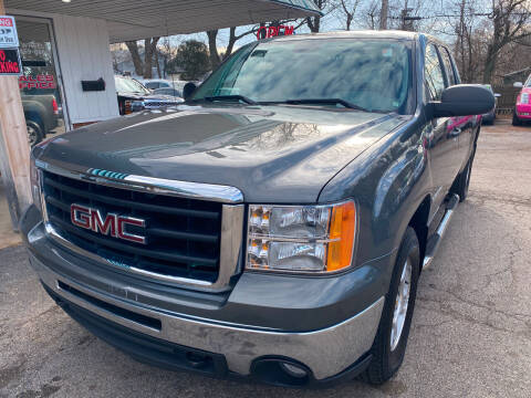 2011 GMC Sierra 1500 for sale at New Wheels in Glendale Heights IL