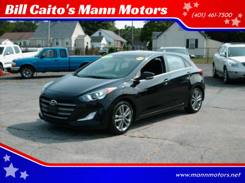 2016 Hyundai Elantra GT for sale at Bill Caito's Mann Motors in Warwick RI