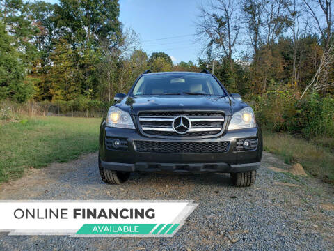 2008 Mercedes-Benz GL-Class for sale at Richards's Auto Sales & Salvage in Denton NC