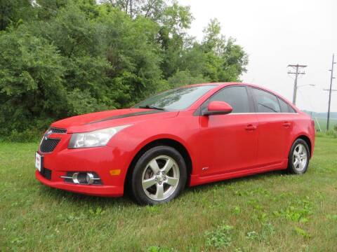 2013 Chevrolet Cruze for sale at The Car Lot in New Prague MN