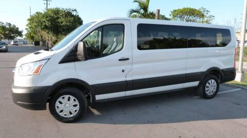 2015 Ford Transit Passenger for sale at Quality Motors Truck Center in Miami FL