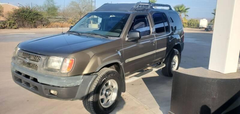 2001 Nissan Xterra for sale at Carzz Motor Sports in Fountain Hills AZ