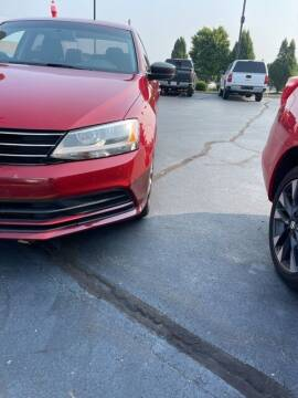 2016 Volkswagen Jetta for sale at COYLE GM - COYLE NISSAN - New Inventory in Clarksville IN