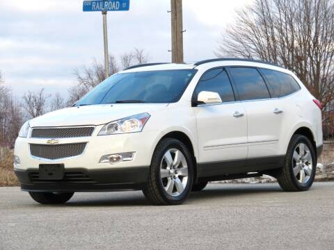 2012 Chevrolet Traverse for sale at Tonys Pre Owned Auto Sales in Kokomo IN
