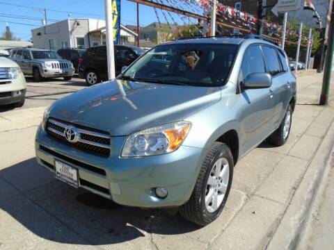2007 Toyota RAV4 for sale at CAR CENTER INC in Chicago IL