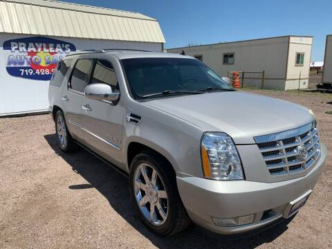2008 Cadillac Escalade for sale at Praylea's Auto Sales in Peyton CO