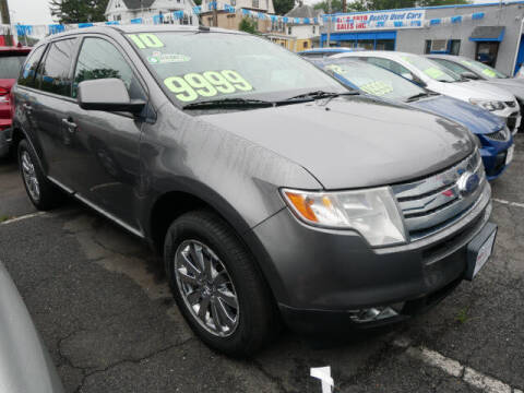 2010 Ford Edge for sale at M & R Auto Sales INC. in North Plainfield NJ