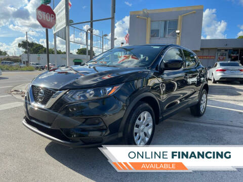 2020 Nissan Rogue Sport for sale at Global Auto Sales USA in Miami FL