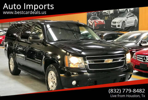 2011 Chevrolet Suburban for sale at Auto Imports in Houston TX