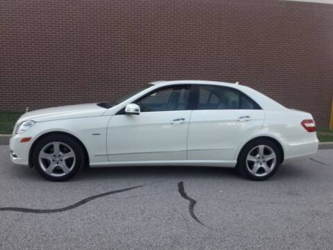 2012 Mercedes-Benz E-Class for sale at Ace Motors in Saint Charles MO