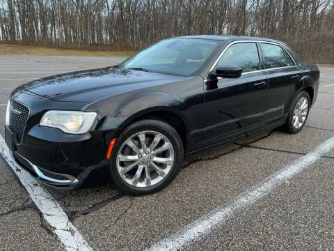 2018 Chrysler 300 for sale at Lifetime Automotive LLC in Middletown OH