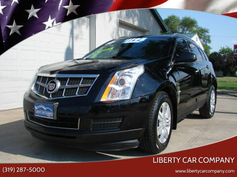 2011 Cadillac SRX for sale at Liberty Car Company - II in Waterloo IA
