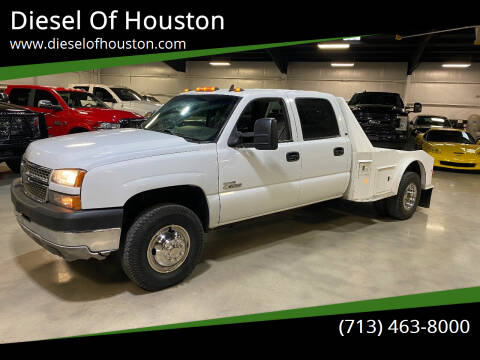 2007 Chevrolet Silverado 3500 CC Classic for sale at Diesel Of Houston in Houston TX