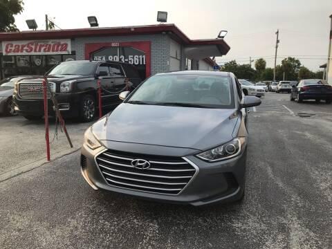 2017 Hyundai Elantra for sale at CARSTRADA in Hollywood FL