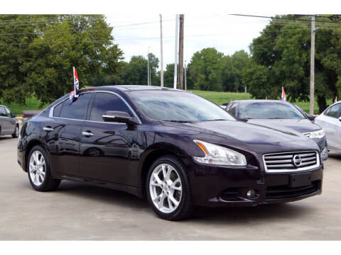 2013 Nissan Maxima for sale at Sand Springs Auto Source in Sand Springs OK