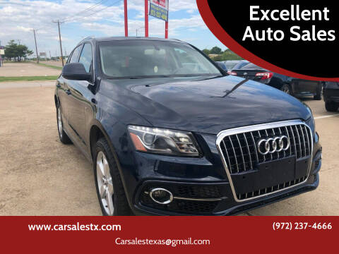 2011 Audi Q5 for sale at Excellent Auto Sales in Grand Prairie TX