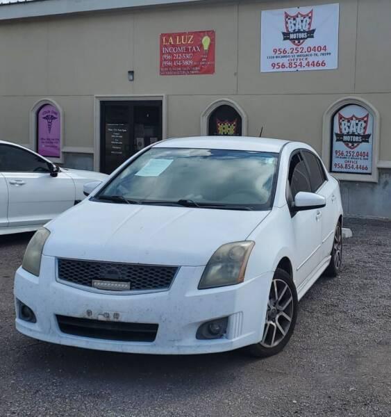 2007 Nissan Sentra for sale at BAC Motors in Weslaco TX