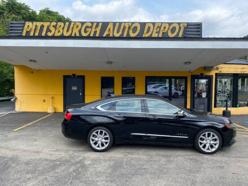 2018 Chevrolet Impala for sale at Pittsburgh Auto Depot in Pittsburgh PA