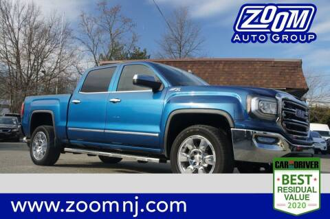 2017 GMC Sierra 1500 for sale at Zoom Auto Group in Parsippany NJ
