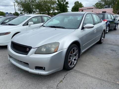 2006 Nissan Altima for sale at Lakeshore Auto Wholesalers in Amherst OH