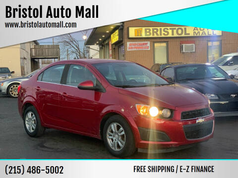 2012 Chevrolet Sonic for sale at Bristol Auto Mall in Levittown PA