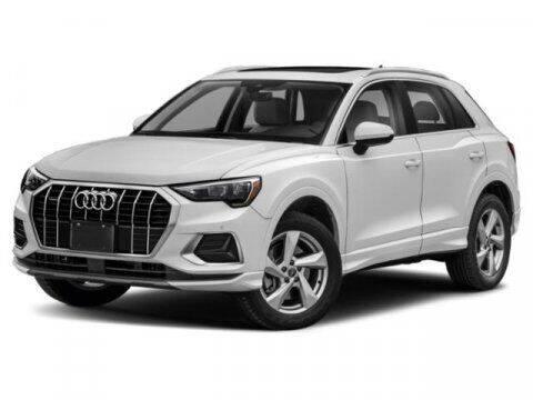2020 Audi Q3 for sale at DAVID McDAVID HONDA OF IRVING in Irving TX