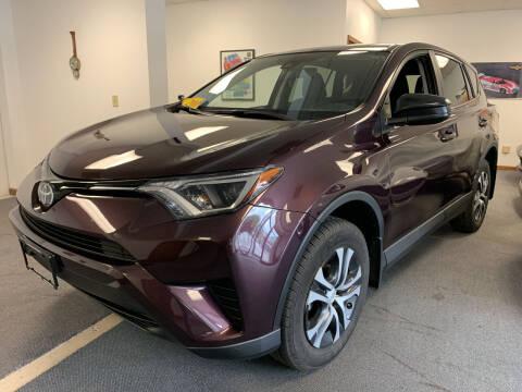 2017 Toyota RAV4 for sale at Dominic Sales LTD in Syracuse NY