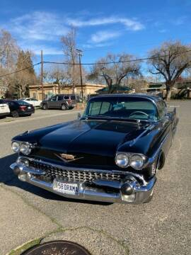 1958 Cadillac Fleetwood  Sixty Special for sale at California Automobile Museum in Sacramento CA