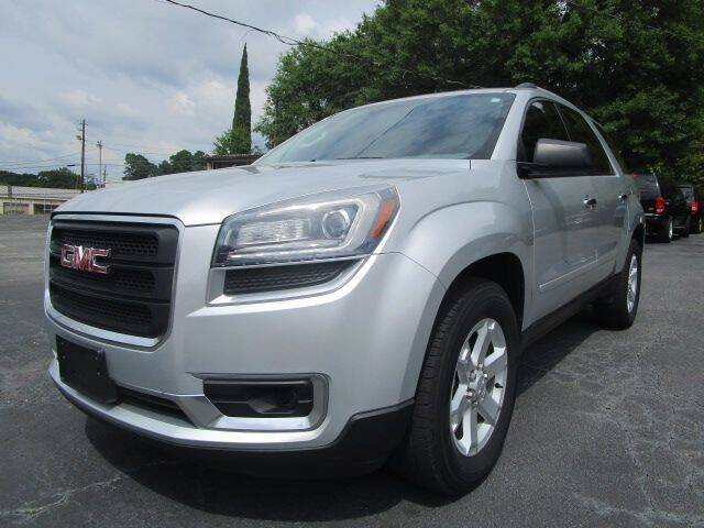 2015 GMC Acadia for sale at Lewis Page Auto Brokers in Gainesville GA