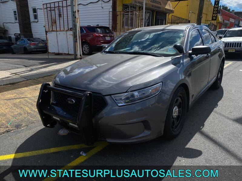 2014 Ford Taurus for sale at State Surplus Auto in Newark NJ