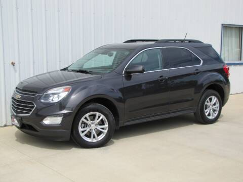 2016 Chevrolet Equinox for sale at Lyman Auto in Griswold IA