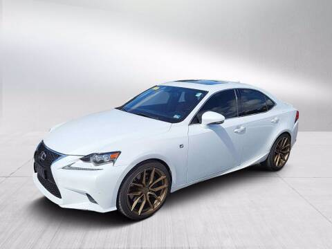 2016 Lexus IS 200t for sale at Fitzgerald Cadillac & Chevrolet in Frederick MD