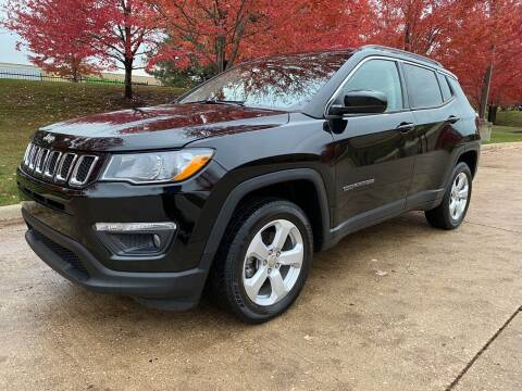 2018 Jeep Compass for sale at Western Star Auto Sales in Chicago IL